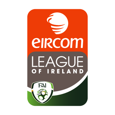 Eircom League of Ireland vector logo