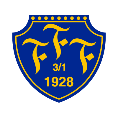 Falkenbergs FF vector logo