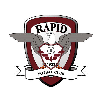 FC Rapid Bucuresti (2007) vector logo
