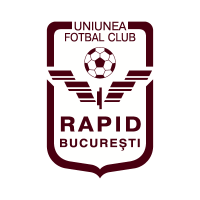FC Rapid Bucuresti vector logo