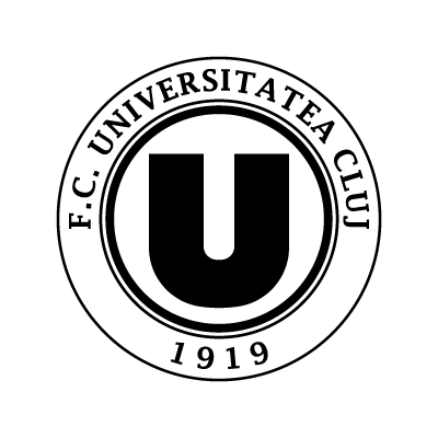 FC Universitatea Cluj vector logo