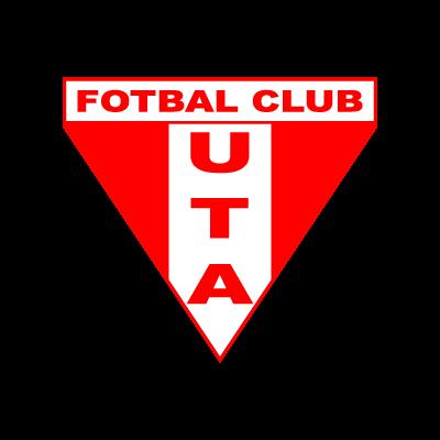 FC UTA Arad vector logo