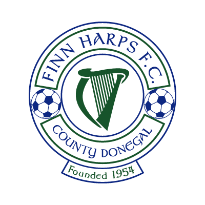 Finn Harps FC vector logo