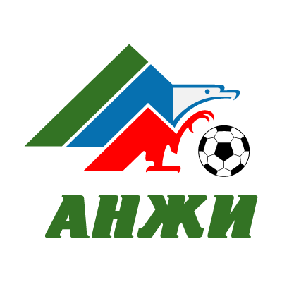 FK Anzhi Makhachkala vector logo