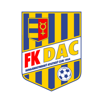 FK DAC 1904 Dunajska Streda vector logo