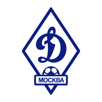 FK Dinamo Moskva (Current) vector logo