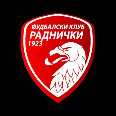 FK Radnicki 1923 vector logo