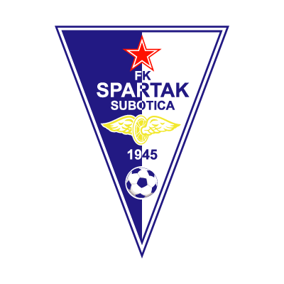 FK Spartak Zlatibor Voda vector logo