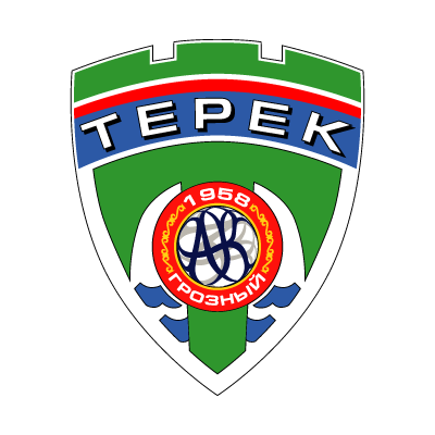 FK Terek Grozny (Current) vector logo