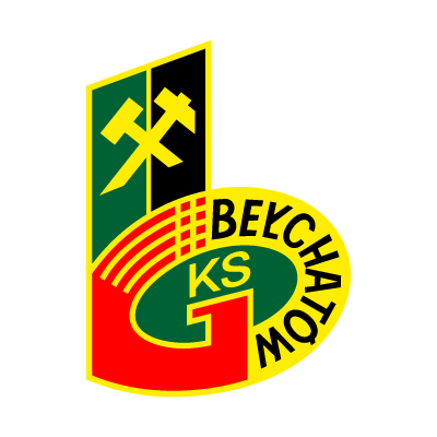 GKS Belchatow (KS) vector logo