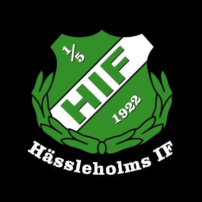 Hassleholms IF (2009) vector logo
