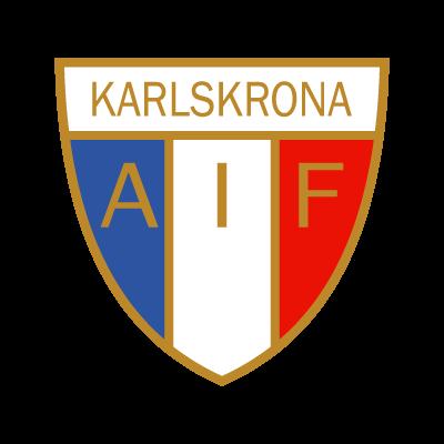 Karlskrona AIF logo