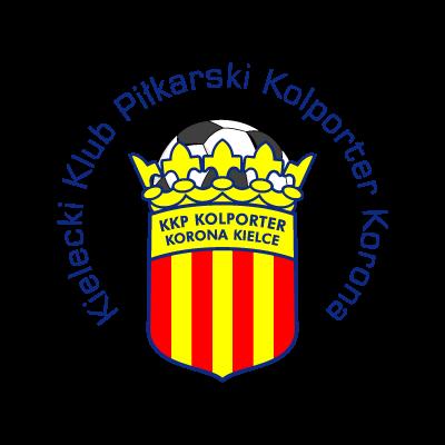 KKP Korona Kielce vector logo