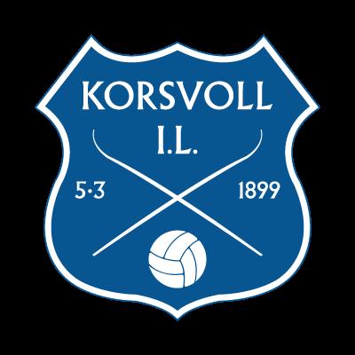 Korsvoll IL vector logo