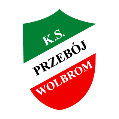 KS Przeboj Wolbrom vector logo