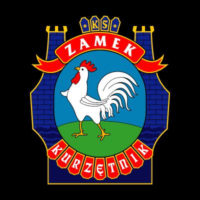 KS Zamek Kurzetnik vector logo