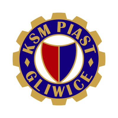 KSM Piast Gliwice vector logo