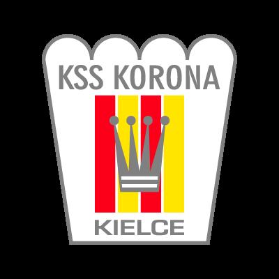 KSS Korona Kielce vector logo