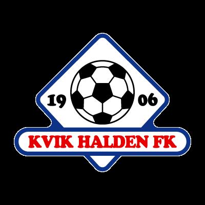 Kvik Halden FK vector logo