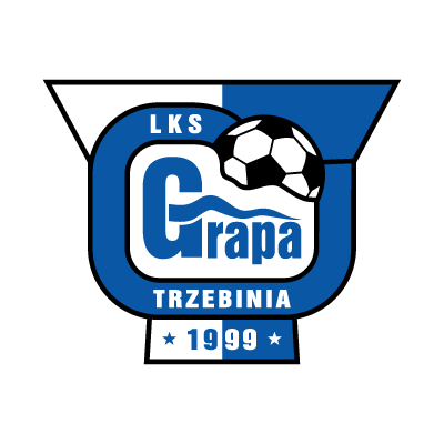 LKS Grapa Trzebinia vector logo