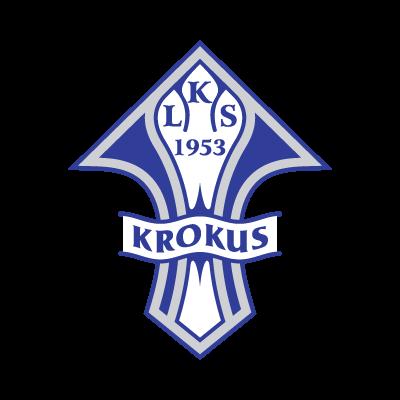 LKS Krokus Przyszowa vector logo
