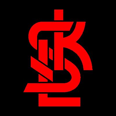 LKS Lodz SSA (2008) vector logo