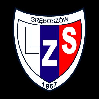 LZS Burza Greboszow vector logo
