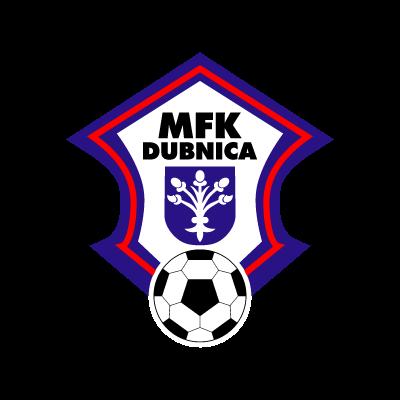MFK Dubnica vector logo