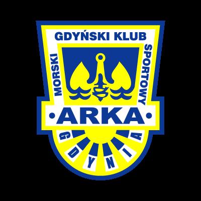 MGKS Arka Gdynia SSA vector logo