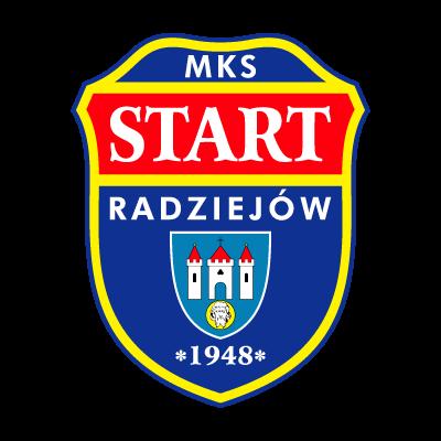 MKS Start Radziejow (1948) vector logo