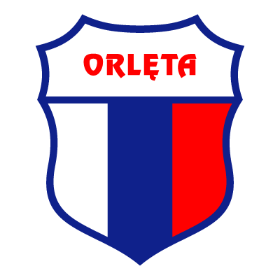 MZKS Orleta Aleksandrow Kujawski vector logo