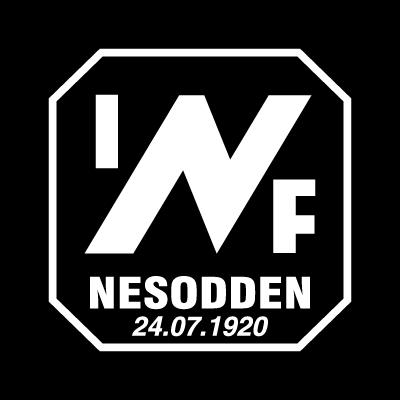 Nesodden IF vector logo