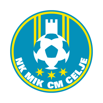 NK MIK CM Celje vector logo