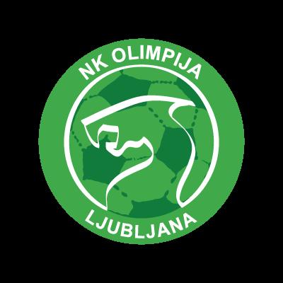 NK Olimpija Ljubljana vector logo
