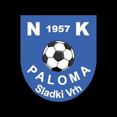 NK Paloma vector logo
