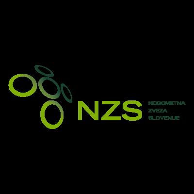 Nogometna zveza Slovenije (NZS) vector logo