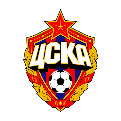 PFK CSKA Moskva (2008) vector logo