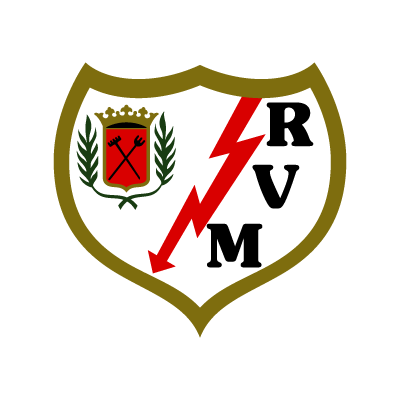 Rayo Vallecano de Madrid vector logo