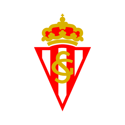 Real Sporting de Gijon vector logo