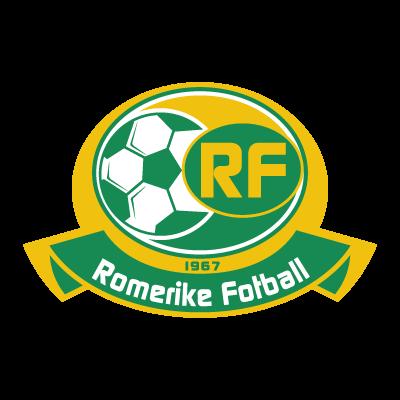 Romerike Fotball logo