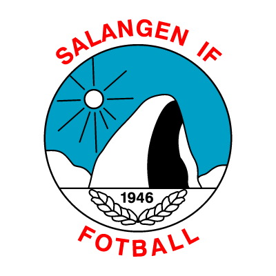 Salangen IF vector logo