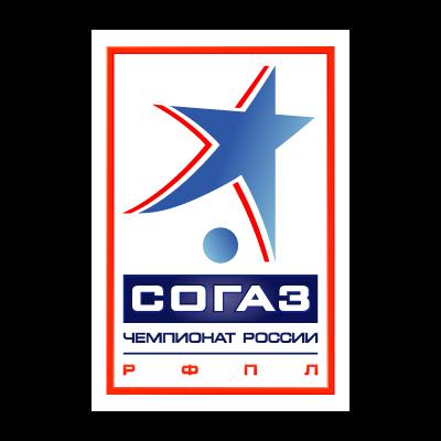 SOGAZ Russian Football Championship logo