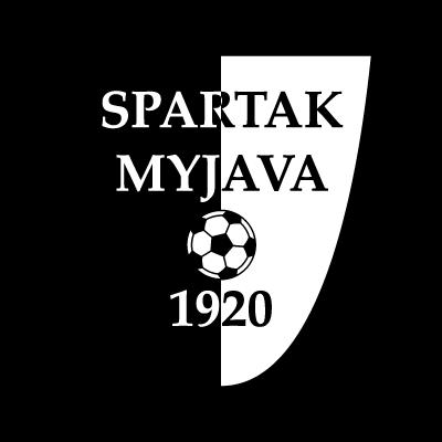 Spartak Myjava vector logo