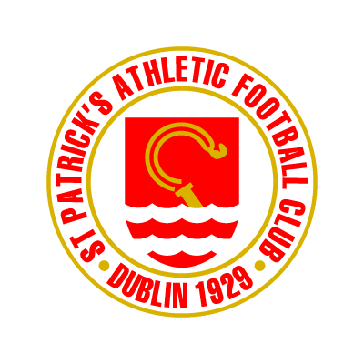 St Patrick's Athletic FC (Current) vector logo
