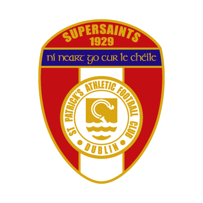 St Patrick's Athletic FC (Old) vector logo