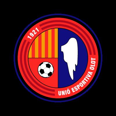U.E. Olot logo
