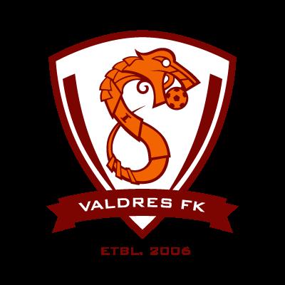 Valdres FK vector logo