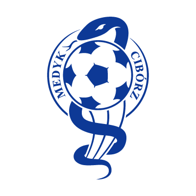 ZLKS Medyk Ciborz vector logo
