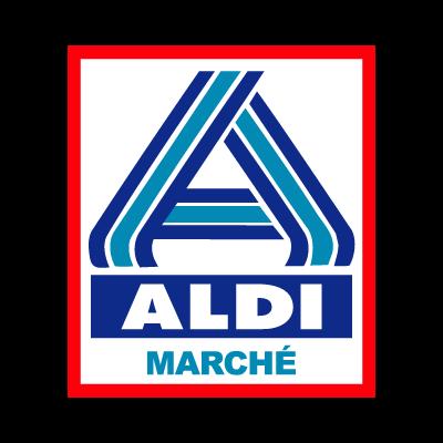 Aldi Marche vector logo