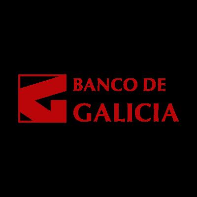 Banco de Galicia vector logo